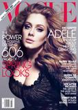 Адель, фото 27. Adele Vogue US March 2012 -*Scans MQ, foto 27,