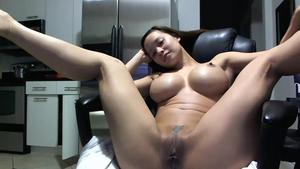 Ass to throat milf