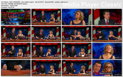 "AMY SEDARIS - ""The Colbert Report"" - (December 16, 2010)"