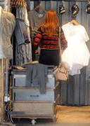 Карен Гиллан, фото 103. Karen Gillan shopping in London MAR-6-2012, foto 103
