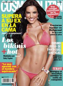 Revista: Cosmopolitan [México] - Junio 2011 [38.20 MB | PDF]