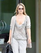 Ali Larter - out and about in Studio City 12/04/12
