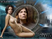 Tapping torri nackt amanda higginson Stargate Atlantis