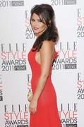 Шерил Коул (Твиди), фото 1213. Cheryl Cole-Tweedy At the 2011 Elle Style Awards in London, photo 1213