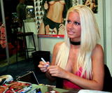 Maryse Ouellet Blazin' In Blue Foto 302 (Мариз Уэлле Blazin 'In Blue Фото 302)