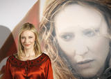 Cate Blanchett @ 'Elizabeth: the Golden Age' photocall in Madrid