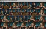 Kristen Bell | Sexy Legs &amp;amp; Upskirt on Craig Ferguson | SD 720x544
