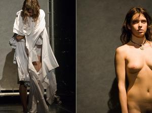 Svetlana Naborschikova Explicit Naked Scene