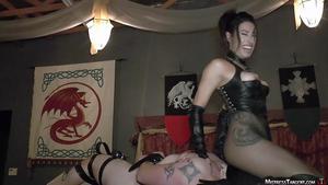 Mistress Tangent: Face First